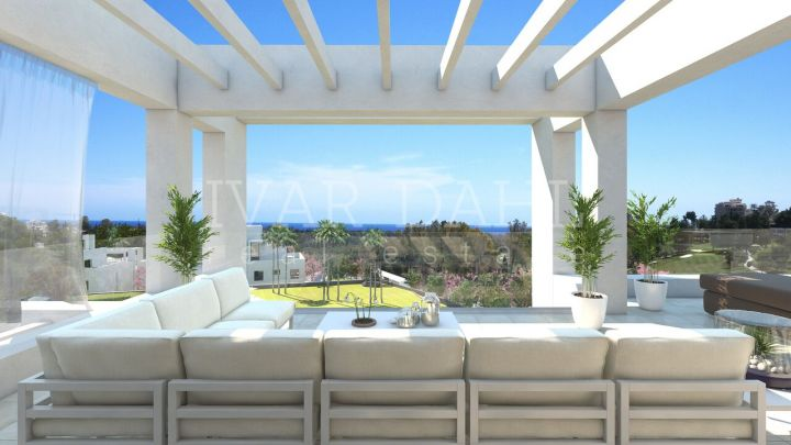 New apartments and penthouses in Atalaya, Estepona
