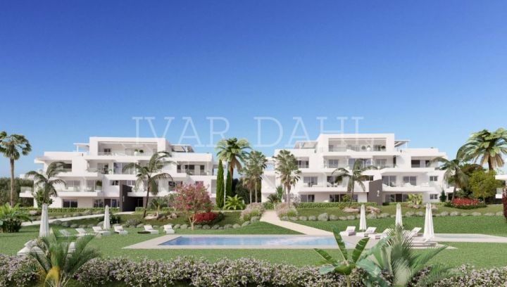 Marbella - Estepona. NEW exclusive development of modern Guadalmina apartments