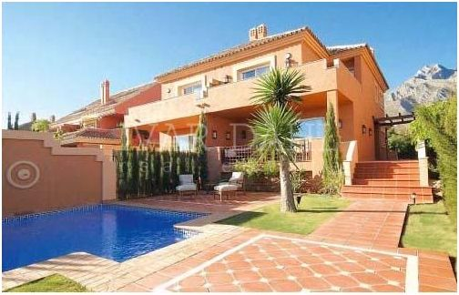 Town House for sale in Golden Mile, Marbella Golden Mile