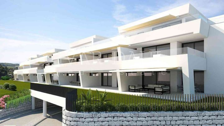 New project with 42 units in Nueva Andalucia, Golf Valley, Marbella.