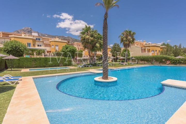Town House for sale in Marbella Centre