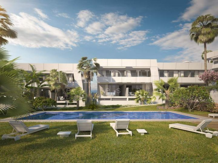 Marbella, new contemporary townhouses