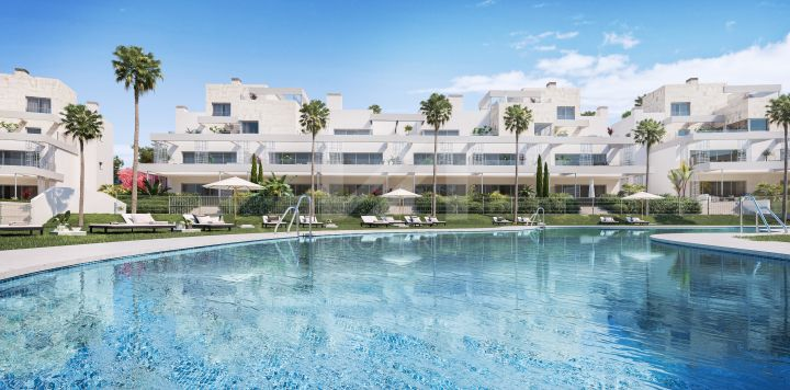 Apartments for sale in Cancelada, Estepona
