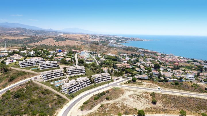 Apartments for sale in La Gaspara, Estepona