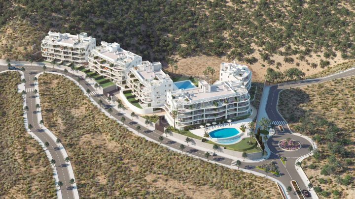 Apartments for sale in Reserva del Higuerón, Benalmadena