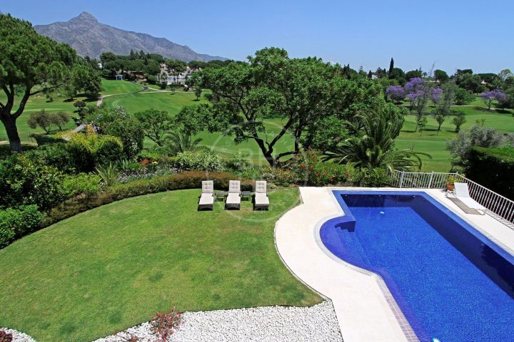 Properties for holiday rent in Nueva Andalucia