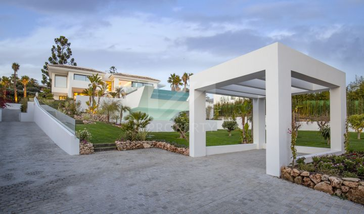 Impressive contemporary villa in La Cerquilla