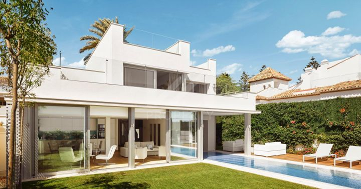 Properties for sale in Puente Romano, Marbella Golden Mile