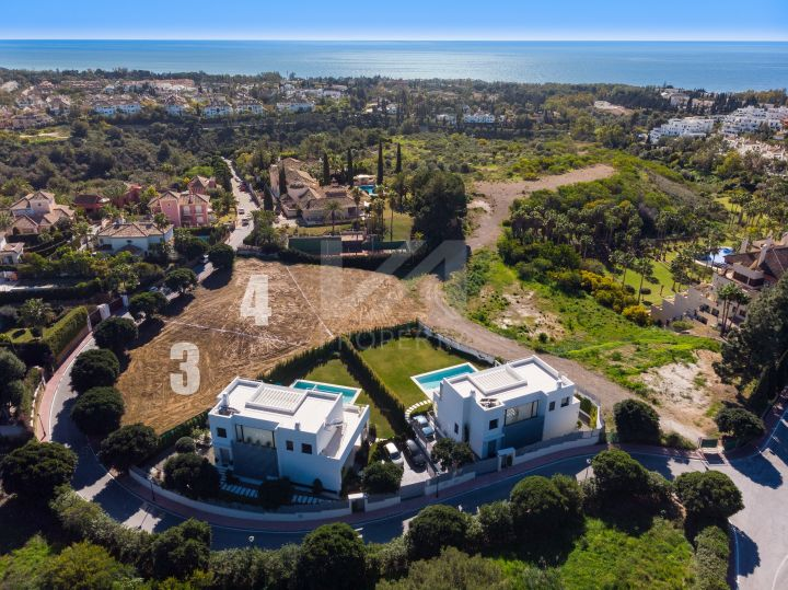 Plots and lands for sale in Marbella Golden Mile