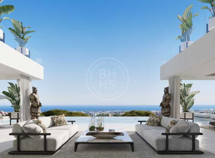 Villas for sale in La Reserva de Alcuzcuz, Benahavis