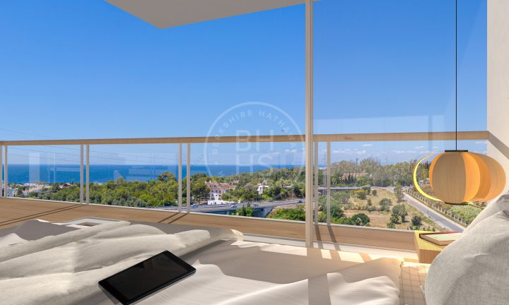 Modern villa in an off-plan development of only 8 luxury homes next to Marbella centre and the beach