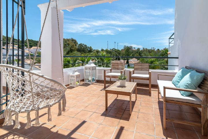 Penthouses for long term rent in Marbella