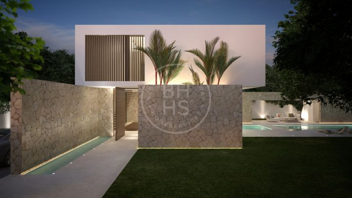 Modern off-plan villa in Cortijo Blanco