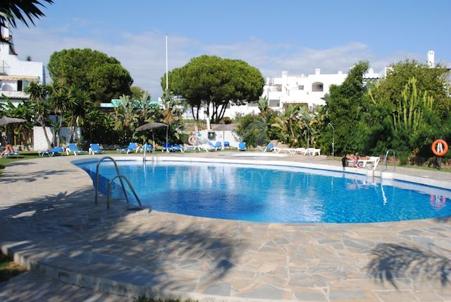 Apartments for sale in Estepona
