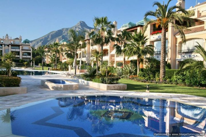 Properties for rent in Golden Mile, Marbella Golden Mile