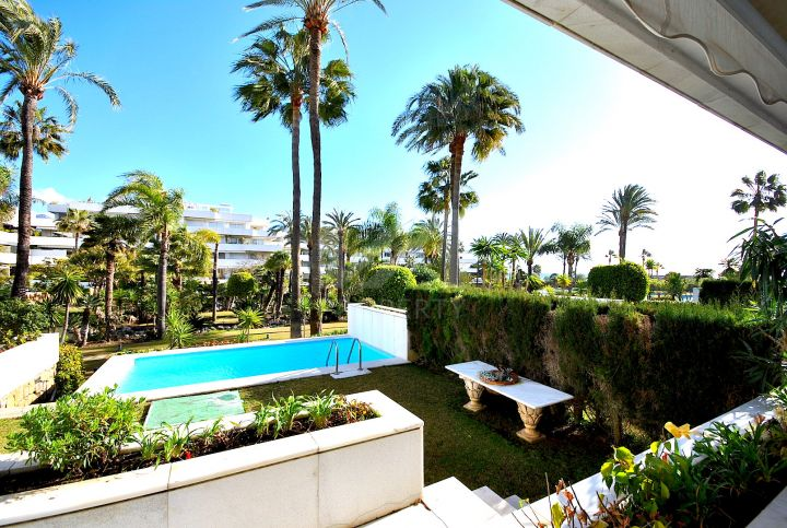 Apartments for holiday rent in Marbella