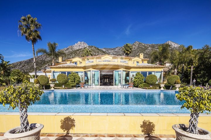 Villa in Sierra Blanca, Marbella Golden Mile