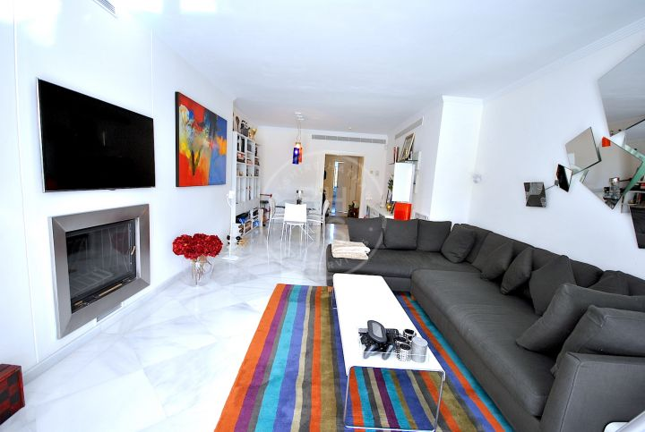 Ground Floor Apartment in Los Granados Golf, Nueva Andalucia