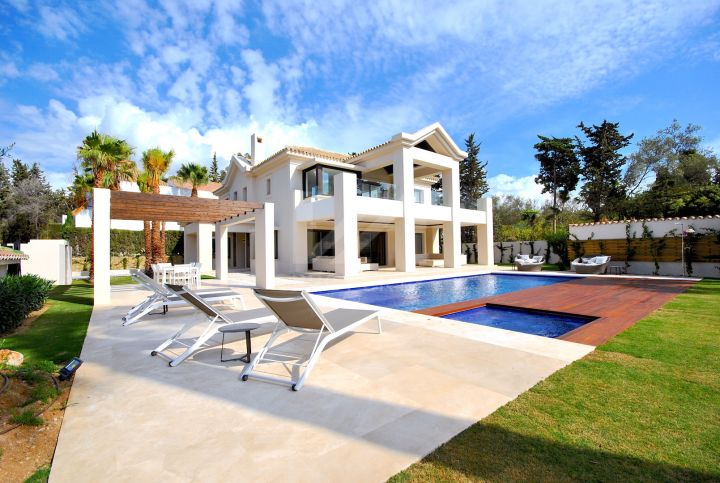 Properties for sale in Las Torres, Marbella Golden Mile