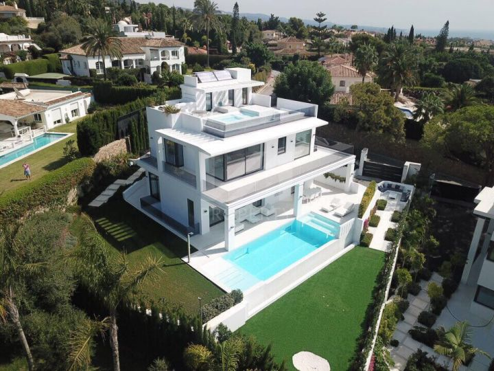 Properties for sale in Nagüeles, Marbella Golden Mile