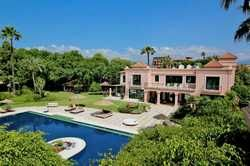 Luxury properties for sale in Marbella