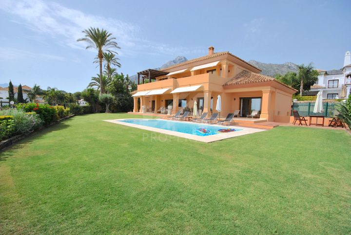 Properties for holiday rent in Marbella Golden Mile