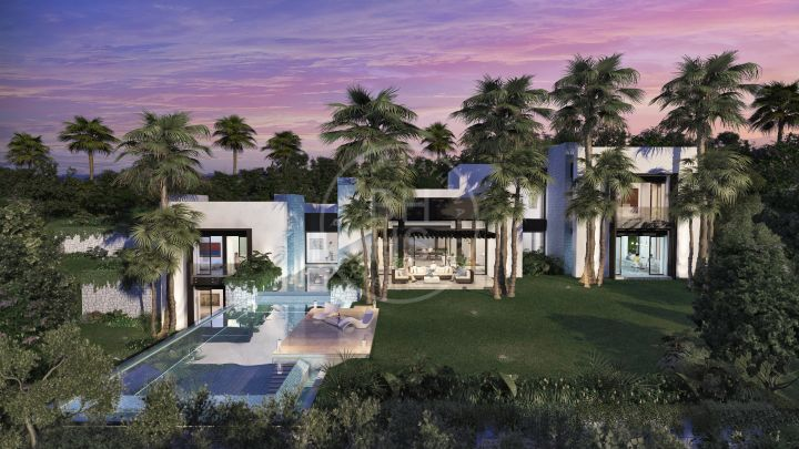 Villas for sale in Marbella Golden Mile