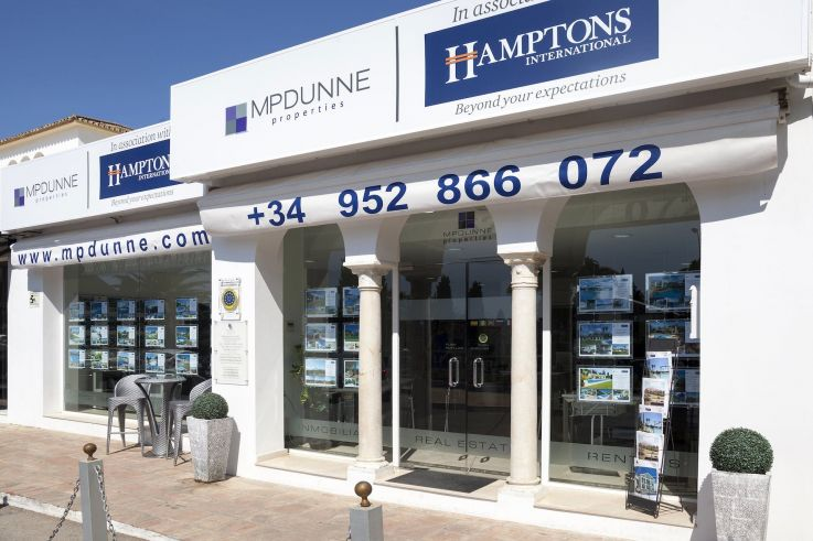 Contact MPDunne Properties Marbella