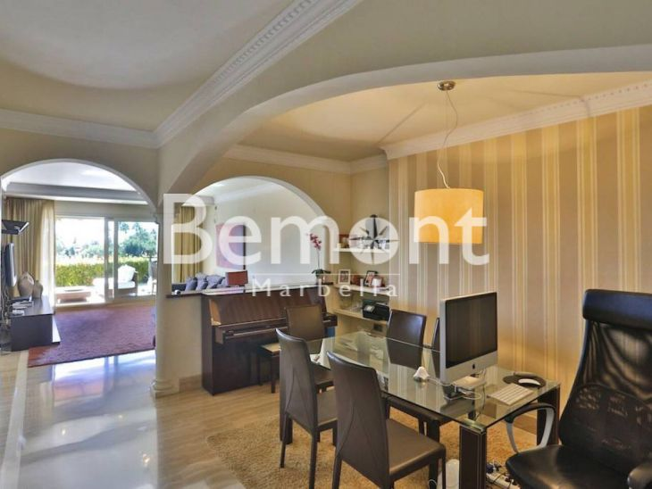 Ground Floor Apartment In Sierra Blanca Marbella Golden Mile