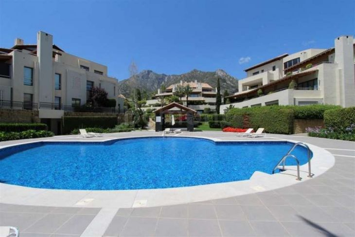 Ground Floor Apartment for sale in Sierra Blanca, Marbella Golden Mile