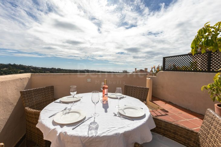 Penthouse in Elviria, Marbella East
