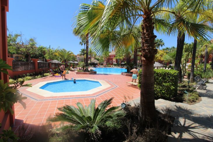 Ground Floor Apartment for sale in Marbella - Puerto Banus