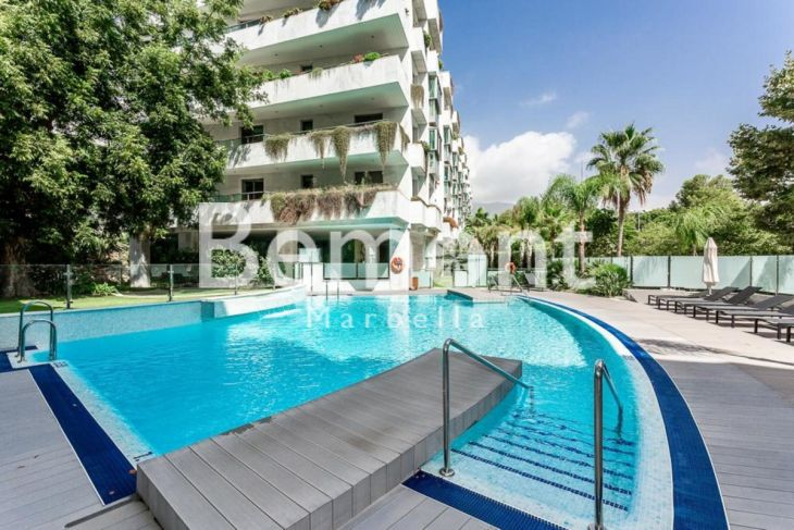 Apartment for sale in Marbella Golden Mile