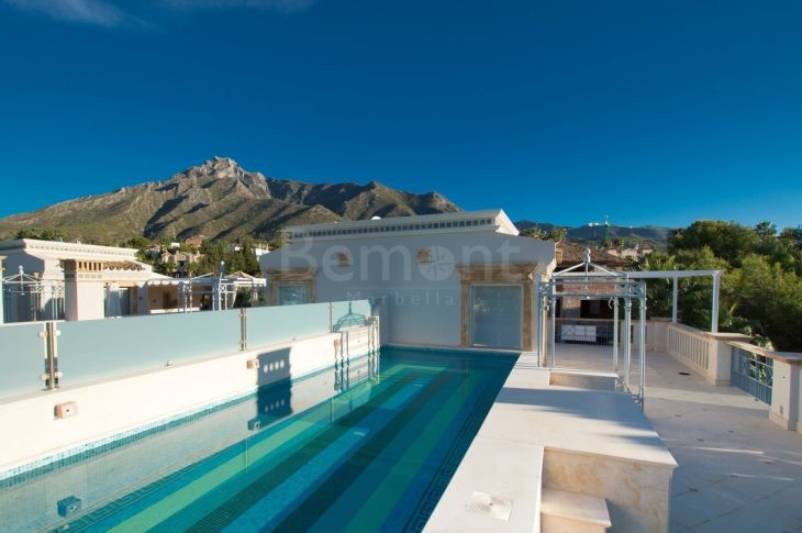 Town House for sale in Sierra Blanca, Marbella Golden Mile