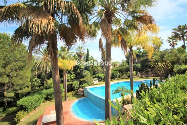 Ground Floor for sale in Nagüeles, Marbella Golden Mile