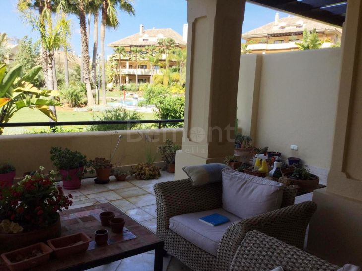 Ground Floor Apartment for sale in Sotogrande Alto, Sotogrande