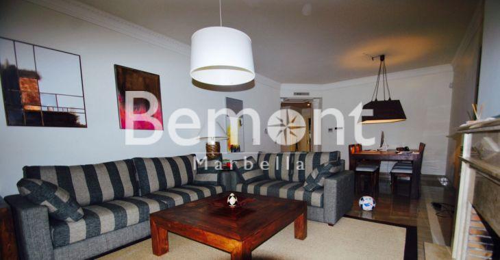 appartement rez de chauss e dans sierra blanca marbella golden mile. Black Bedroom Furniture Sets. Home Design Ideas
