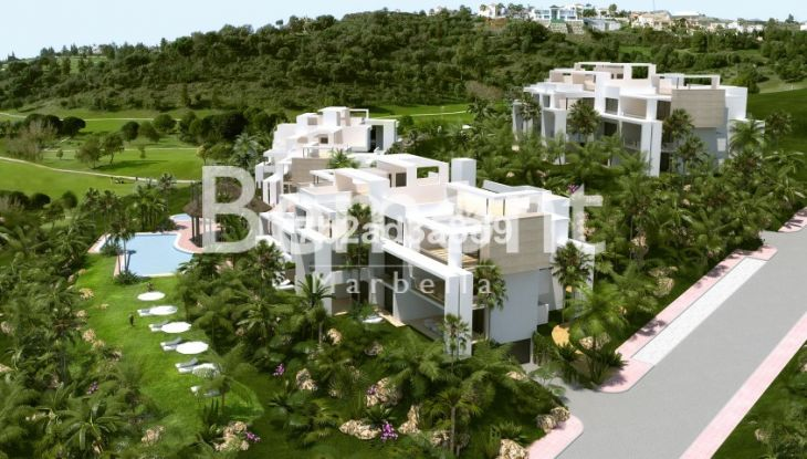 Ground Floor Apartment for sale in New Golden Mile, Estepona