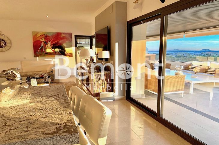 Ground Floor Apartment for sale in Los Flamingos, Benahavis