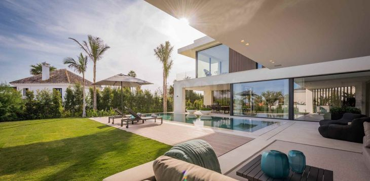Detached Villa in Marbesa, Marbella East