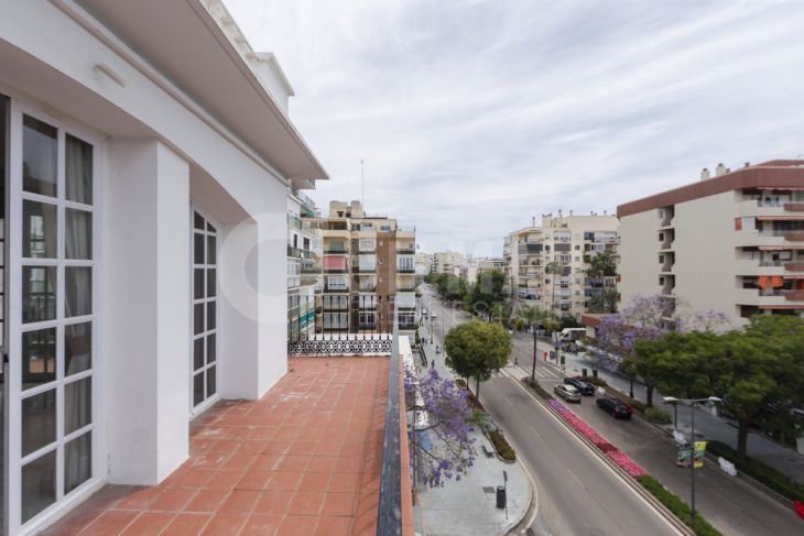 Marbella, Penthouse in in the center of Marbella