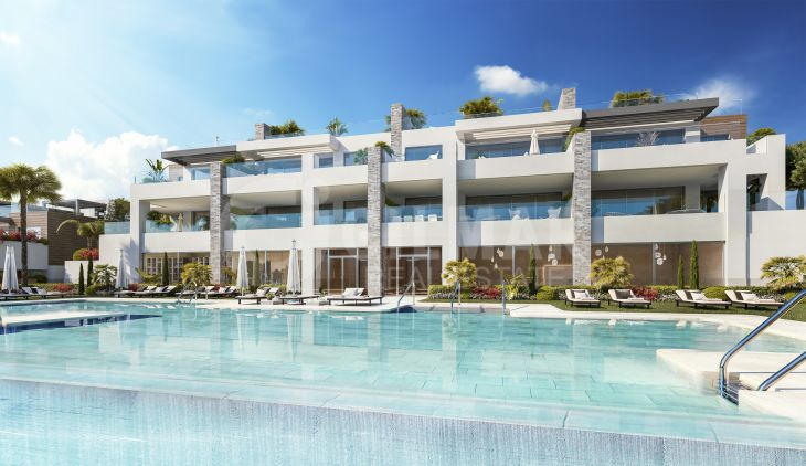 Marbella East, Brand new apartment