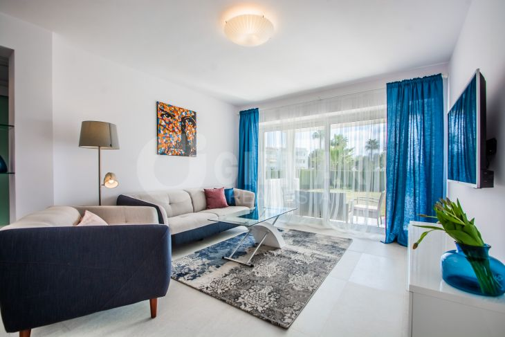 Marbella, Modern apartment in Mijas Costa