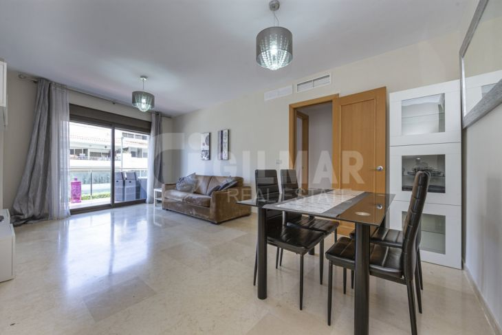 Marbella, Apartment in Marbella next to the beach