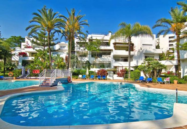 Marbella Golden Mile, Apartment in Milla de Oro - Marbella Club
