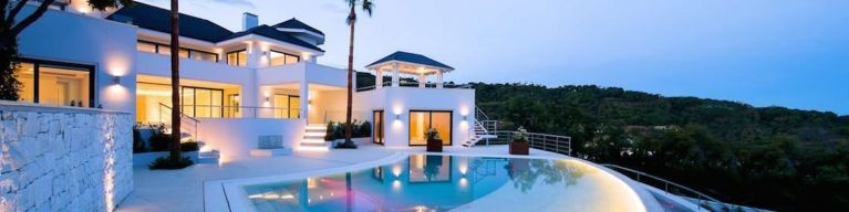 Contemporary Properties for sale on the Costa del Sol