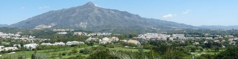 Golf Properties for sale on the Costa del Sol