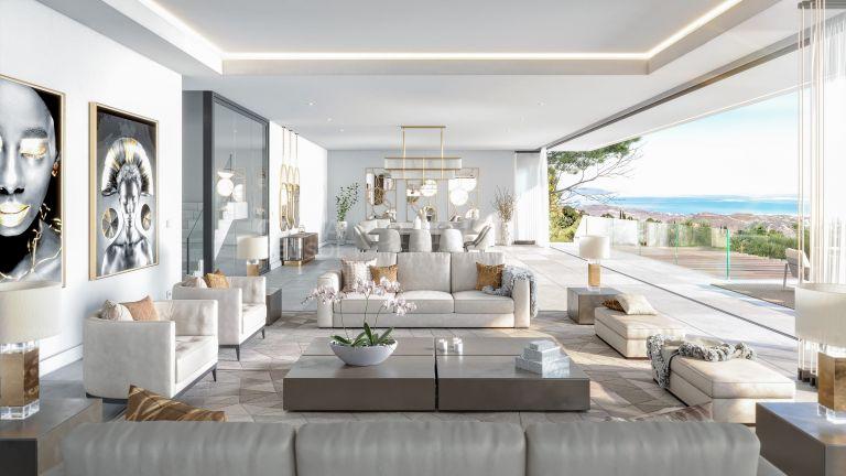 Ultra-modern Villa C3 in The Secret Marbella, Real de la Quinta