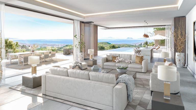 Bright Villa C6 in The Secret Marbella, Real de la Quinta