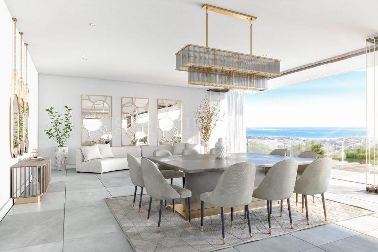 Contemporary-styled Villa 8.2 in The Secret Marbella, Real de la Quinta